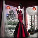 angel dessous - sayoko red prova