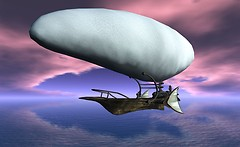 MW ilweran airship