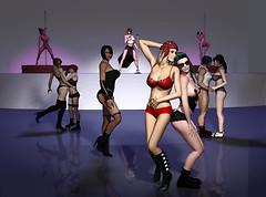 Dancing At Club Lipstick