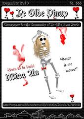Ye Olde Bone: Pinup