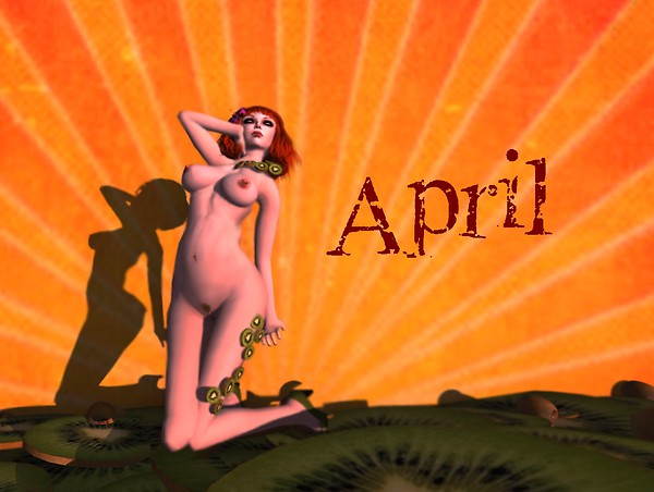 A pinup a day keeps the doctor away - Abril