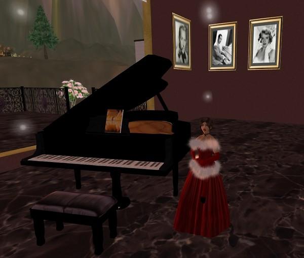 Maggie White Christmas
