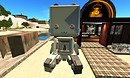 giant cat robot power up - Torley Linden