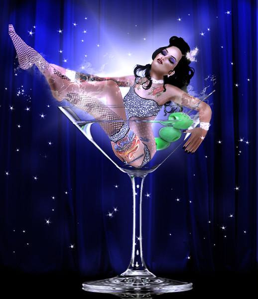My Martini,please!