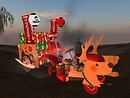 Santa is late for Xmas? - Chimera Cosmos