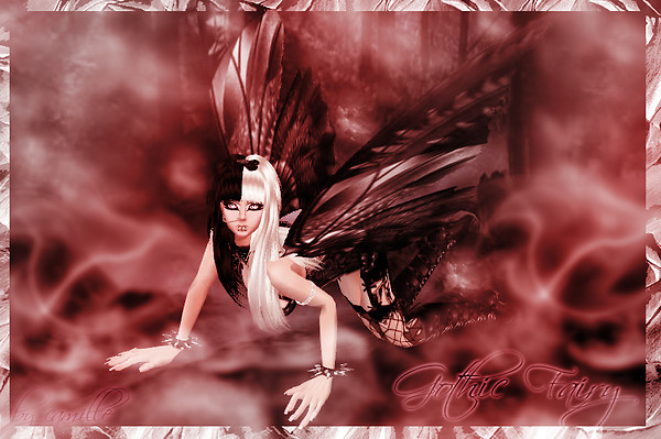 Gothic fairy 2