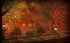 Winterfell - Lantern and Clock Shop