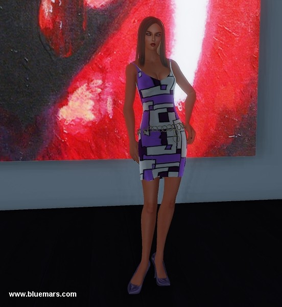 New Dresses by Estelle Parnall