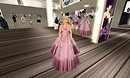 Adriana Flexi Dress /pink - Torley Linden