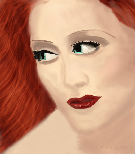 Simone Simons (not finished)