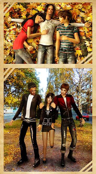 """""""Their Autumn"""""""