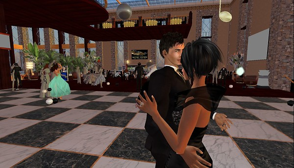 Franks Place : Ballroom