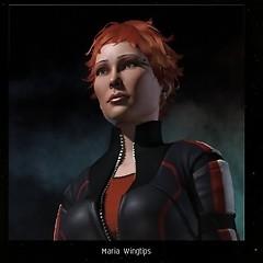 Eve Online: Maria Wingtips