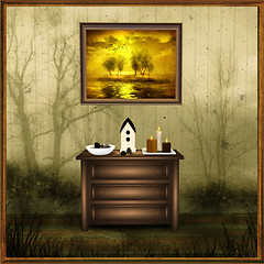 There`s no place like Home - Dreamscapes Art Gallery