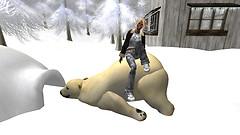 Polar bear^^