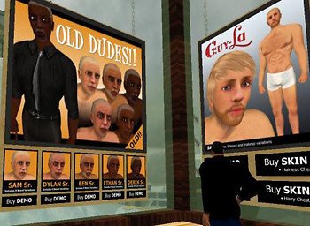 Old Dudes!