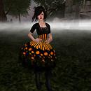 My Pumpkin Dress!