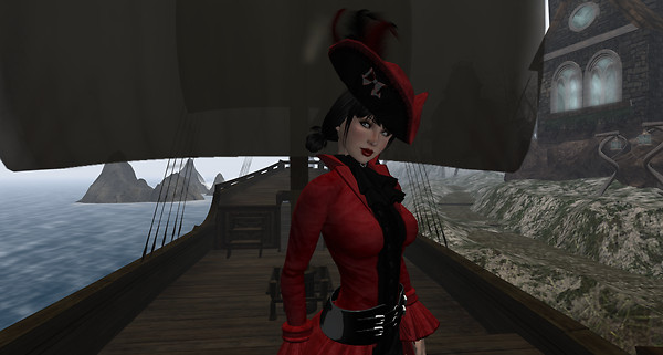 Playing Pirate in Wretched Hollow