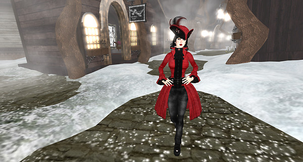 Pirate in The Hollow Shops 2