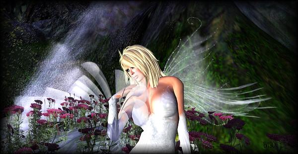 Fairy dust......