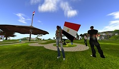 Egyptian revolution in SL_4