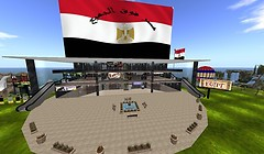 Egyptian revolution in SL_3
