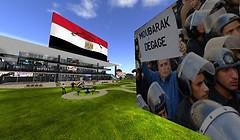 Egyptian revolution in SL_2