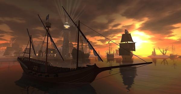Winterfell Ships