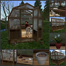 Greenhouse Collage