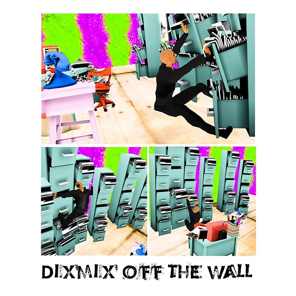 Dixmix-off-the-wall