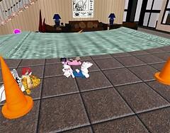 Slumber Party at Rocket City FurMeet (2 Pics)