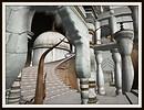 Pillars and Stairs