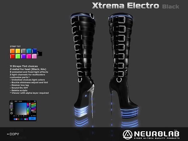 [NeurolaB Inc.] Xtrema Black Electro v3
