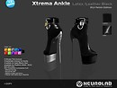 [NeurolaB Inc.] Xtrema Ankle Black Fetish v3