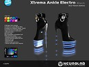 [NeurolaB Inc.] Xtrema Ankle Black Electro Fetish v3