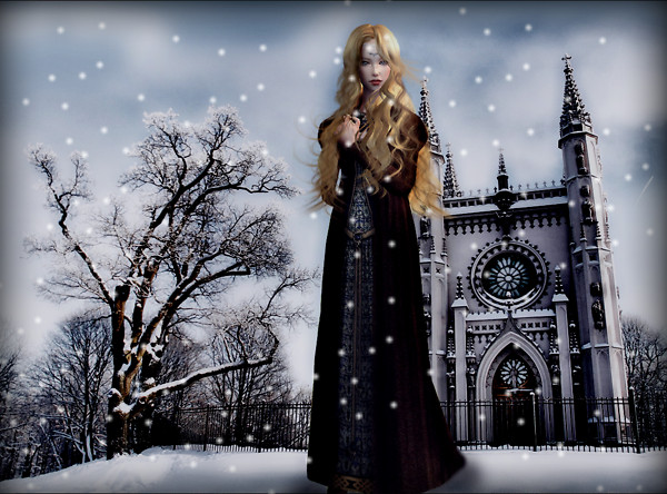 Miriel,Under the Snow.....