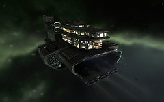 Eve Online: a home in space