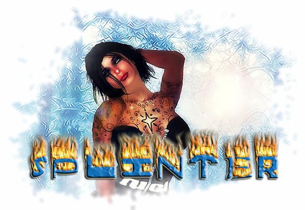 Splinter-winter-fire