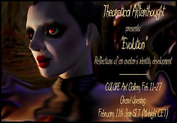 Theo flyer exhibition