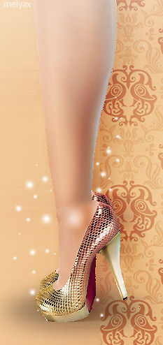 Imvu fashion shoes