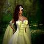 Princess Sandra of The Kingdom of Acheron,  pic for the kingdom magazine contest