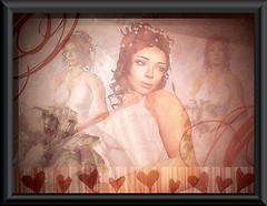 Spirit's Spiritual Image Framed
