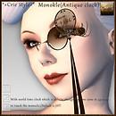 *+Crie Style+* Monokel (Antique clock)