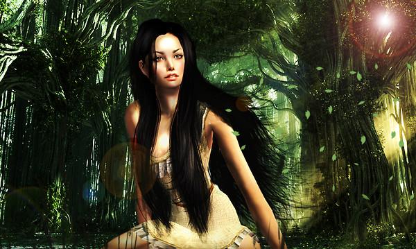 Claudia Pocahontas