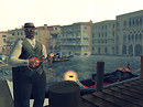 Mandolinista a Venezia