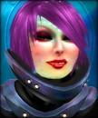 Cosmic Traveller Johanna II