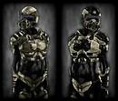 Blitz Trooper - Advanced Texture Samples II