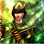 Falastur as Robin Hood
