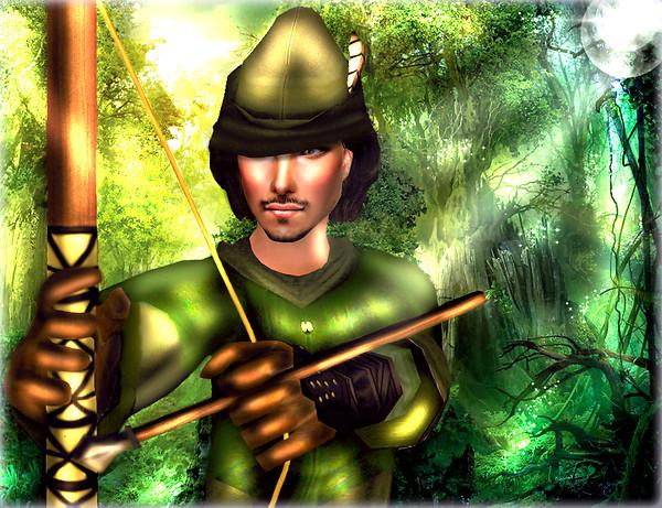 Falastur as Robin Hood
