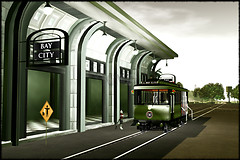 Bay City Station
